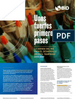 Agenda Del BID de Desarrollo Infantil Temprano