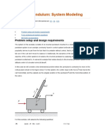 Inverted Pendulum