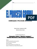 El Proceso Grupal-Pichon