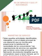 Marketing de Servicio y Sus 3 p Adicionales1