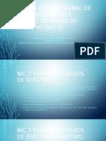 Norma Internacional de Contabilidad No 7 Estado de (1)