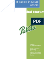 Global Marketing - Pakola