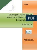 Estrategia de Atencion en Nutricion y Desarrollo en La Primera Infancia 141011 (1)