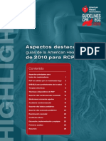 Manual de RCP AHA 2010
