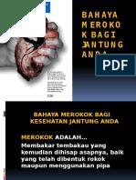 6.Bahaya Merokok Bagi Jantung