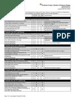 2011 Roadmap Nursing