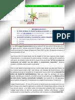 JJ Panamericanos Lima 2019
