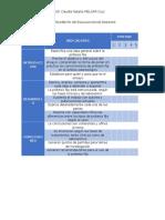 Actividad II - Modulo IV - Instrumento de Evaluacion de Ensayos