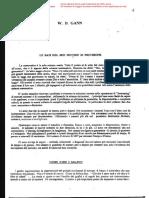 Gann W.D. - Le Basi Del Mio Metodo Di Previsione - Gli Angoli Geometrici