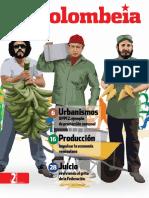 La Colombeia Edición Febrero 2016
