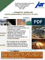 Ultima Exp. Yacim. Minerales Enero 2016