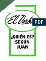 1962 - El Verbo ¿Quién Es Según Juan