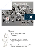 Import of Diamonds in India