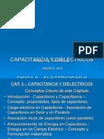 4da. Clase - Capacitancia y Dielectricos