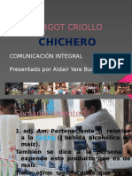 Argot Criollo