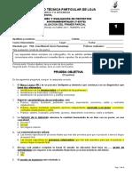 Exa Resuel v1.. 2015 Diseño y Evaluacion de Proyectos 1er Bimestre