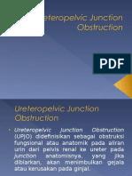 Ureteropelvic Junction Obstruction
