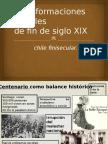 CHILE XIX y XX