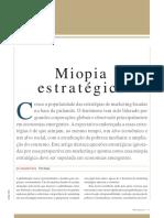 Miopia estrategica