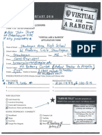 virtual ranger program