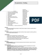 DC Geoelectrics Profiling