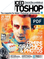 Advanced Photoshop Issue 125 - 2014 UK