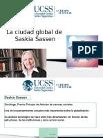 La Ciudad Global de Saskia Sassen