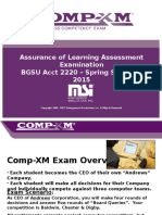 Comp-xm Ppt Overview - Spring 2015 (1)