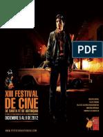 Catalogo Santafe de Antioquia 2012