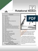 Rotational Motion-IITJEE