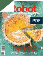 TeleCulinária Robot de Cozinha Top 100 Receitas de 2015
