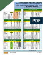 Kalender Pendidikan Tahun 2015- 2016