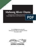 Mekong River Dams