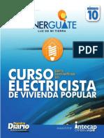 Fascículo No 10 Acometidas Eléctricas