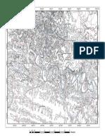 Peta Topografi Cikalong, Skala 1:25.000