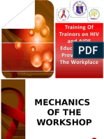 Mechanics-hiv aids Educ. Training2
