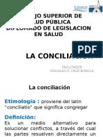 3  la conciliacion