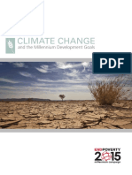 Final MDG Climate Change Brochure