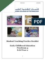 booklet tasks