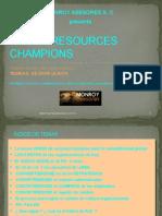 Material Curso Human Resources Champions