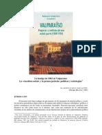 La huelga de 1903 en Valparaíso. La «cuestión social» y la prensa porteña
