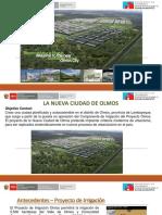 Presentacion Nueva Ciudad de Olmos