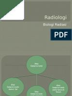 Radiologi (biologi radiasi)