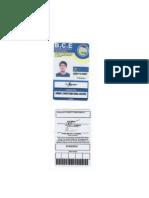 BCE ID SCAN