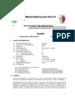 Silabo de OBSTETRICIA 2016 I UDCH Ultimo - Copia