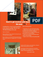 print document design final