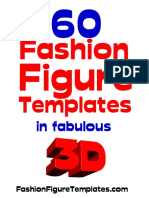 60 Fashion Figure Templates in 3D.pdf