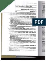 Autism Spectrum Disorder DSM-5