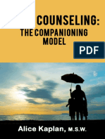 Grief Counseling - The Companioning Model PDF