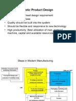 Product Design Intro